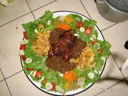 cuisine senegalaise quelques photos de ce que l on mange ici le sénégal est réputé pour