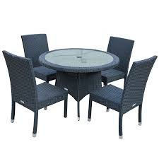 small round table with 4 chairs children s outdoor table and chairs unique rio garden dining set