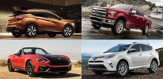 toyota list of cars 5 of the best cars for cing