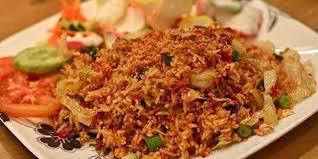 cara membuat nasi goreng untuk satu porsi resep sederhana nasi goreng terasi pedas vemale com