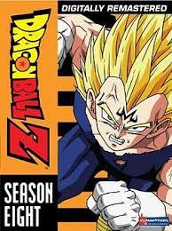 list dragon ball episodes season 8
