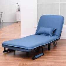 Folding Chaise Lounge Costway Sofa Bed Folding Arm Chair 29 5