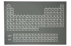 Periodic Table Sr Grey Periodic Table U0027 Damien Hirst 1997 2004 Tate