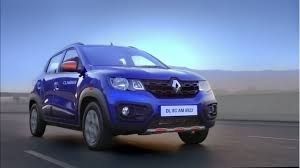 renault kwid black colour climber