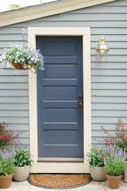 Exterior Door Paint Front Doors What Of Paint To Use On Door Afterpartyclub