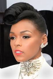 pin up hairstyles for black women with long hair 15 fashionable natural updo hairstyles for ladies