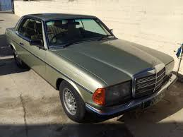 mercedes w123 coupe for sale mercedes w123 1980 year for sale in pafos price 5 800 cars