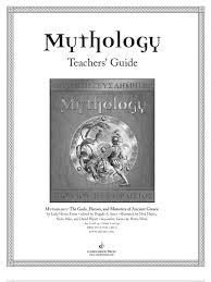 mythology teachers u0027 guide greek mythology hero