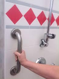 Bathroom Handrails For Elderly Bathroom Grab And Support Bar Installation Santa Rosa East Bay