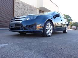 2012 ford fusion se for sale in houston tx stock 14727