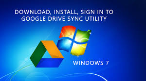 download and install google drive sync for windows 7 pc youtube