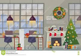 New Year Decoration Office office window christmas decorations u2013 decoration image idea