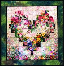 whims watercolor quilt kits in bloom quilting