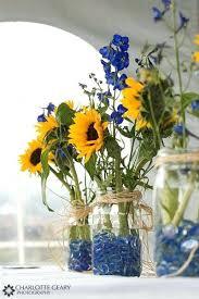 Baby Shower Flower Centerpieces Flower Arrangements In Mason Jars For Baby Shower Fall