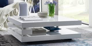 Wohnzimmertisch Voglauer Couchtisch Hochglanz In Weiss Ideen Design