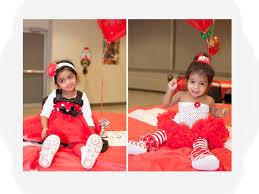 gia u0026 smarica u0027s christmas themed birthday party julia seiler