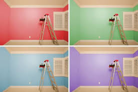 choosing the best paint colours for your house