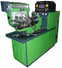8 cylinder diesel fuel injection pump test bench stand model