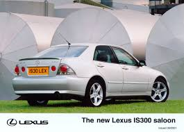 lexus is300 torque lexus is300 and sportcross redefining compact luxury saloons