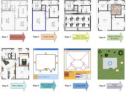 Floor Plan Objects Ibima Publishing Efficient Creation Of 3d Models From Buildings