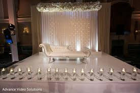 Indian Wedding Decorators In Nj Somerset New Jersey Indian Wedding By Advance Video Solutions