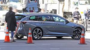 opel insignia sports tourer 2017 opel insignia sports tourer spy photo22 swvaux com