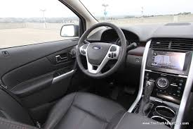 2011 Ford Edge Limited Reviews Review 2012 Ford Edge Limited Ecoboost The Truth About Cars