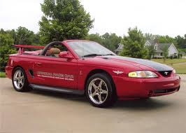 custom 1994 mustang 1994 ford mustang cobra custom convertible 96804
