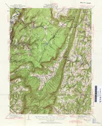 Chester Pa Map Pennsylvania Historical Topographic Maps Perry Castañeda Map