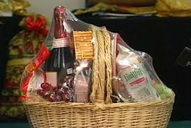 gift basket wrap to shrink wrap a gift basket