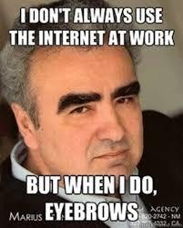 Eyebrows Meme - eyebrows or i browse tech humor pinterest tech humor memes
