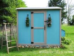 Free Plans For Building A Wood Shed by Ana White Shed Chicken Coop Diy Projects
