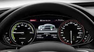 Audi A6 Release Date Audi A6 L E Tron Speedometer Jpg 1920 1080 Automotive
