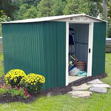 gym equipment outdoor storage shed 10 u0027 x 8 u0027 building