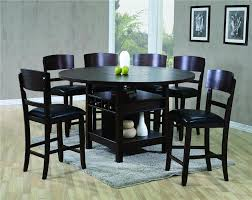 High Dining Room Tables Cm Conner 5 Piece Counter Height Dining Set Michael U0027s Furniture