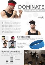 amazon com mens headband guys sweatband u0026 sports headband for