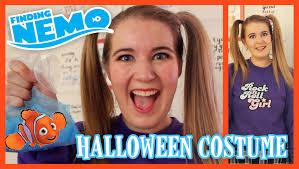 diy darla finding nemo halloween costume bowsbycarolyn youtube
