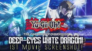 deep eyes white dragon first look yu gi oh the dark side of