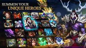 download heroes order u0026 chaos for android 2 2 0 rpg moba