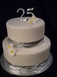 25th wedding anniversary cakes photos the wedding specialiststhe