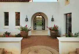 How To Create Modern House Exterior And Interior Design In Spanish - Interior design spanish style