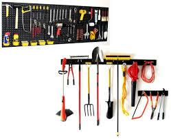 amazon com wallpeg garden tool holder u0026 pegboard tool storage am