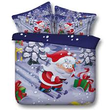 christmas bed in a bag ballkleiderat decoration