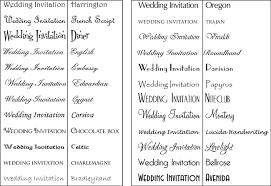wedding program wording exles wedding invitation fonts for microsoft word yourweek 66c885eca25e