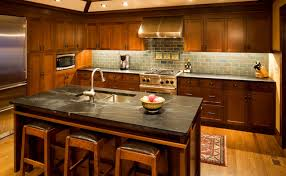 Backsplash Ideas Kitchen Design Pinterest Stone Countertops - Soapstone backsplash