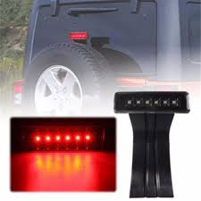 jeep jk led tail light bulb led 3rd third brake light for 2007 2016 jeep wrangler jk brake tail