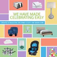 gifts registry create a gift registry on shop unfranchise