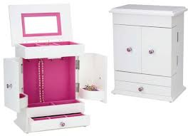 Girls Jewelry Armoire White Jewelry For Girls Other Dresses Dressesss