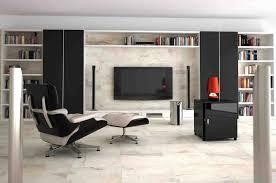 Grey Tile Living Room Interior Delightful Design Ideas Using Brown Tile Floor And Brown