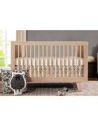 Hudson Convertible Crib Baby Letto Hudson 3 In 1 Convertible Crib Swanky Babies